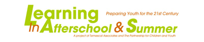 Learning in Afterschool & Summer